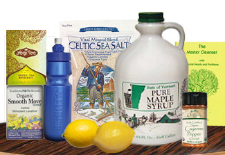 The Master Cleanse Lemonade Diet Kits
